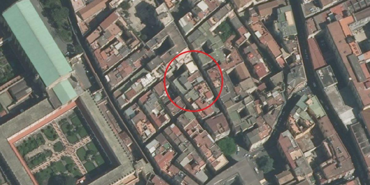 LOCAZIONE  QUARTINO CENTRO DI NAPOLI